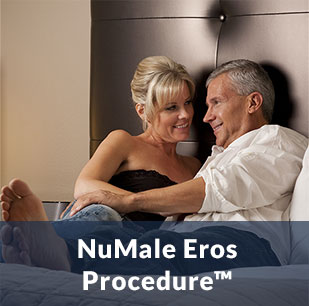 NuMale Eros Procedure - NuMale Medical