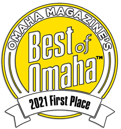 Best of Omaha 2021 Award